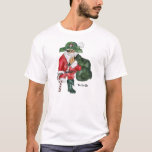 Cptn. Crusty Kringle -North Pole Pirate T-Shirt