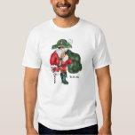 Cptn. Crusty Kringle -North Pole Pirate Tee Shirt