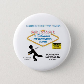 CPT's Downtown Stumble Pin Design #2