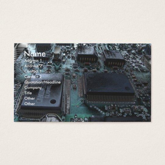 CPU BUSINESS CARD