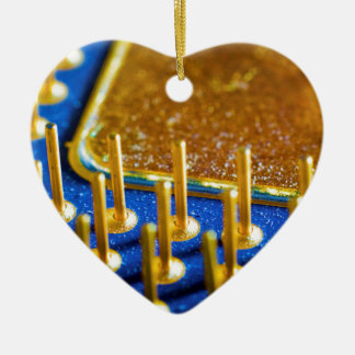 CPU Macro Ceramic Ornament