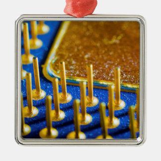 CPU Macro Metal Ornament