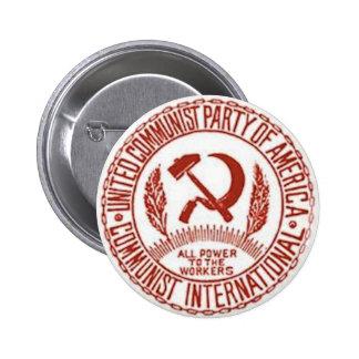 CPUSA Logo Button