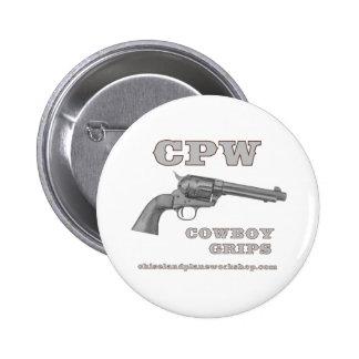 CPW COWBOY GRIPS PINS