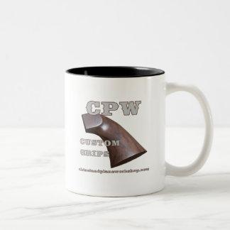 CPW GRIP Two-Tone COFFEE MUG