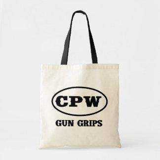 CPW Gun Grips Tote Bag