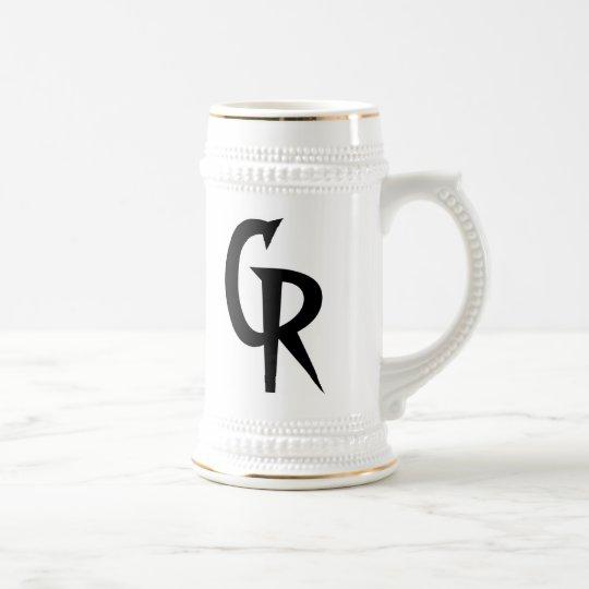 CR Beer Stien Beer Stein