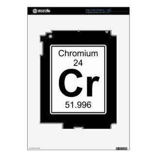 Cr - Chromium Skin For The iPad 2
