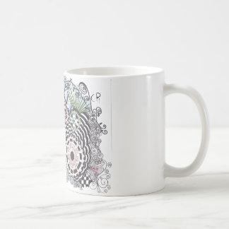 (CR) Colección 325 ml taza blanca
