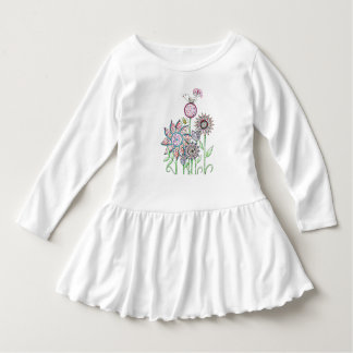 (CR) Collection frill dress for infants