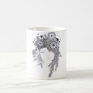(CR) Collection of Weis 325 ml white cup