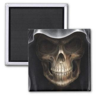 Cr�ne fant�me - 2 inch square magnet