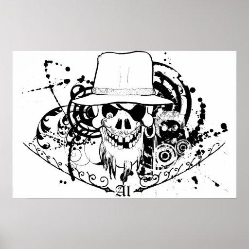 Cr�ne gangster - poster