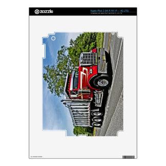 CRA Dump Truck iPad Skin