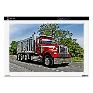 CRA Dump Truck Laptop Skin