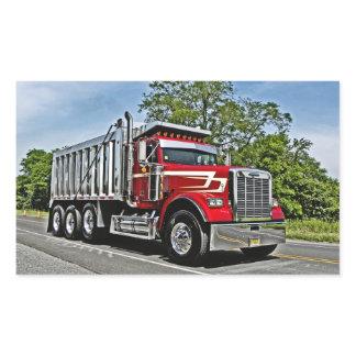 CRA Dump Truck Stickers