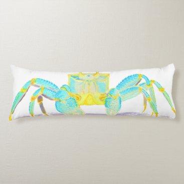 Beach Themed crab_6500_shirts body pillow