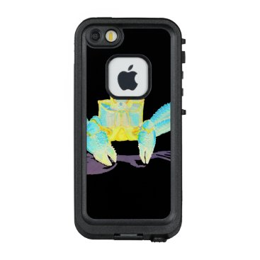 Beach Themed crab_6500_shirts LifeProof® FRĒ® iPhone 5 case