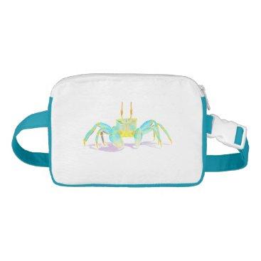 Beach Themed crab_6500_shirts waist bag