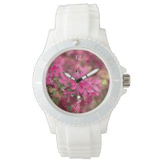 Crab Apple Blooms Watch
