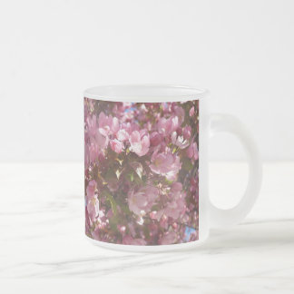 Crab Apple Blossoms Mug