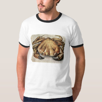 Crab Artwork T-Shirt