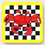Crab Boil  Design  Beer coasters