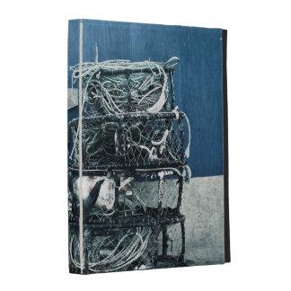 Crab cages iPad case