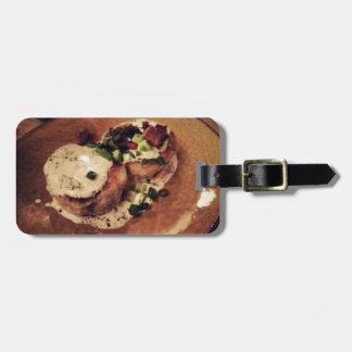 Crab Cakes ( Food and Beverage) Bag Tag