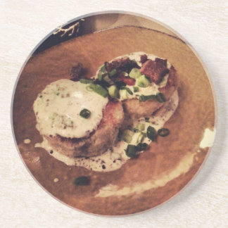 Crab Cakes ( Food and Beverage) Coaster
