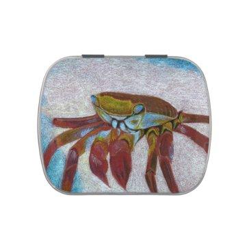 Crab Candy Tins