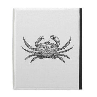 Crab iPad Folio Cases