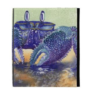 Crab iPad Folio Covers