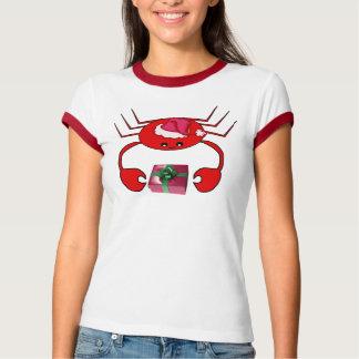 Crab Christmas T-Shirt