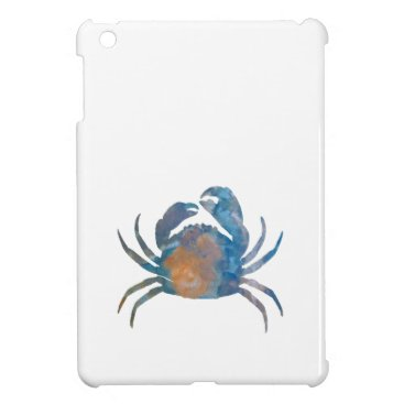 Beach Themed Crab Cover For The iPad Mini