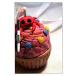 Crab Cupcake Dry-Erase Board