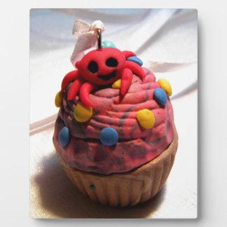 Crab Cupcake Plaque