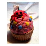 Crab Cupcake Post Cards