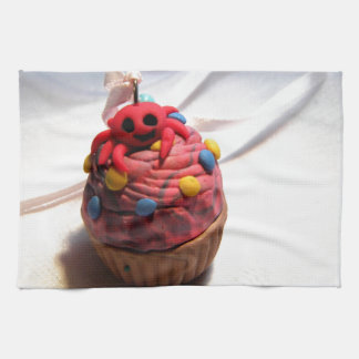Crab Cupcake Towels