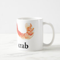 Crab Design Dr. Steve Brule SmashBam Coffee Mug