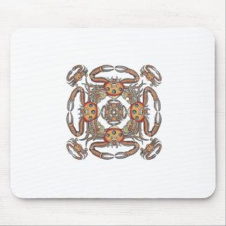 Crab Design Mouse Pad