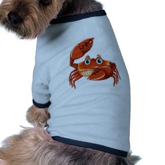 Crab Pet Clothes