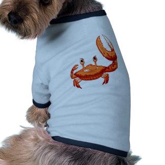 Crab Pet Tee Shirt
