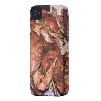 Crab Feast iPhone 4 Case-Mate Cases