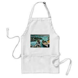 Crab Fisherman Adult Apron