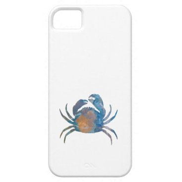 Beach Themed Crab iPhone SE/5/5s Case
