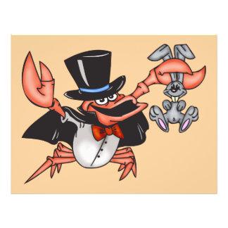 Crab Magician Flyer