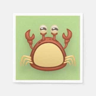 Crab Napkin
