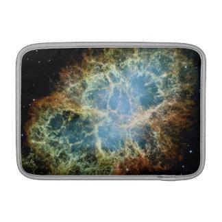 Crab Nebula 4 MacBook Air Sleeve