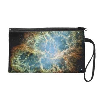 Crab Nebula 4 Wristlet